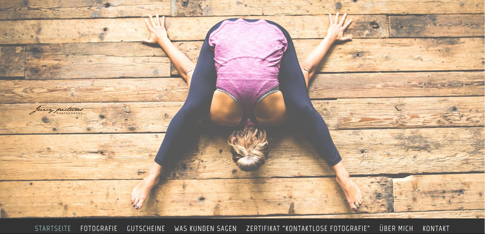 Webiste JuicyPictures Photography