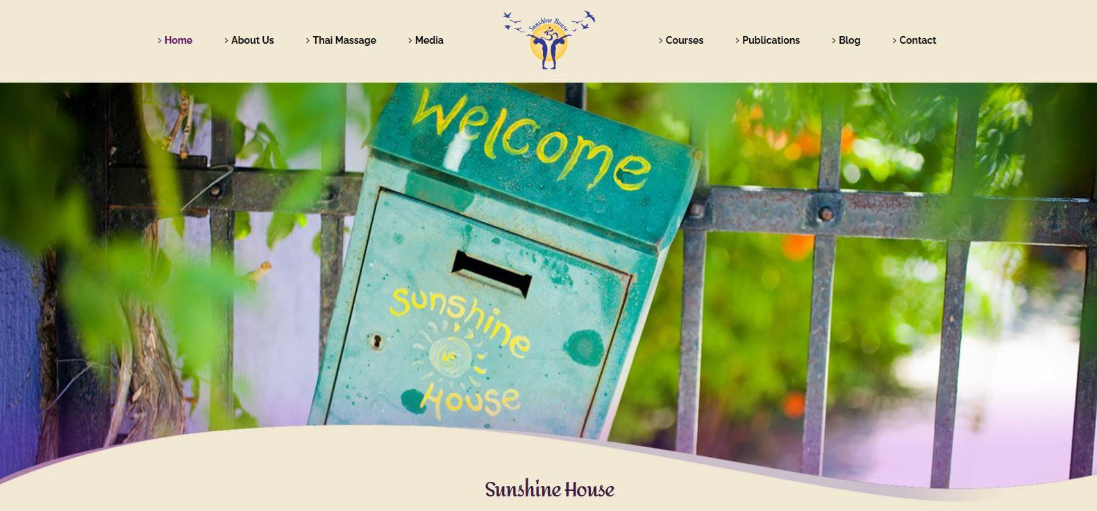 Website Sunshinehouse