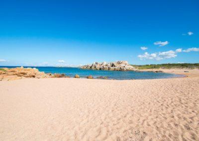 Sandstrand Sardinien