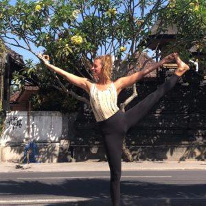 Yoga Lehrerin Denise Ehret
