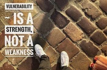 Vulnerability is a strength – Gastbeitrag